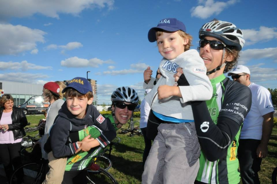 Ride for the Cause…Ride for Life! | Laval Families Magazine | Laval's Family Life Magazine