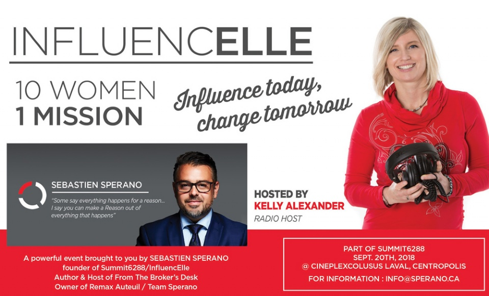 InfluencElle: Supporting Women in Business | Laval Families Magazine | Laval's Family Life Magazine