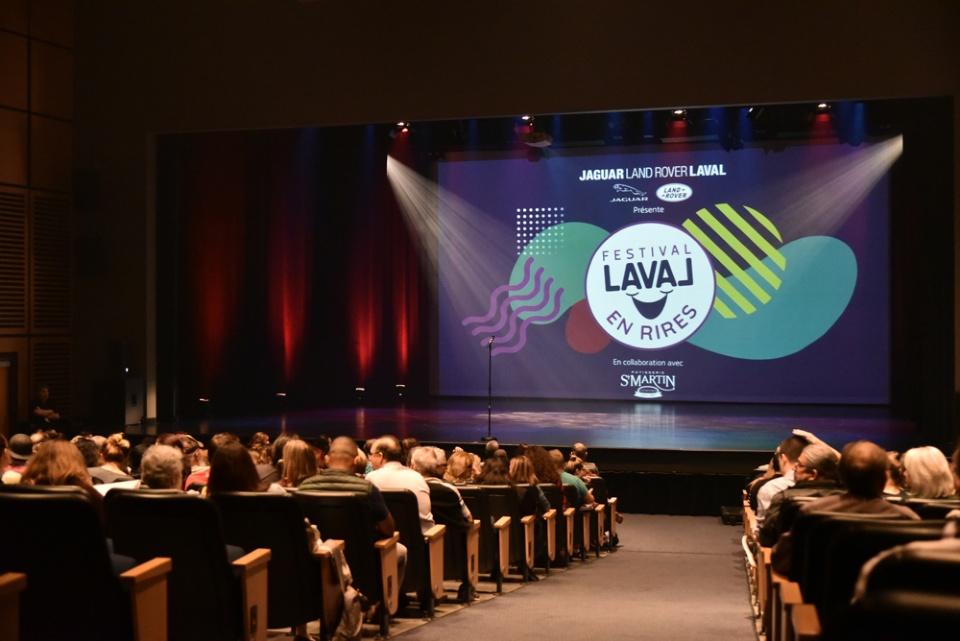 The First Edition of Festival Laval Laughs | Laval Families Magazine | Laval's Family Life Magazine