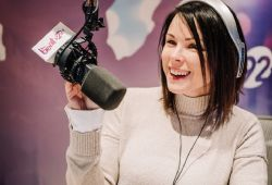 Claudia Marques: On and Off the Air