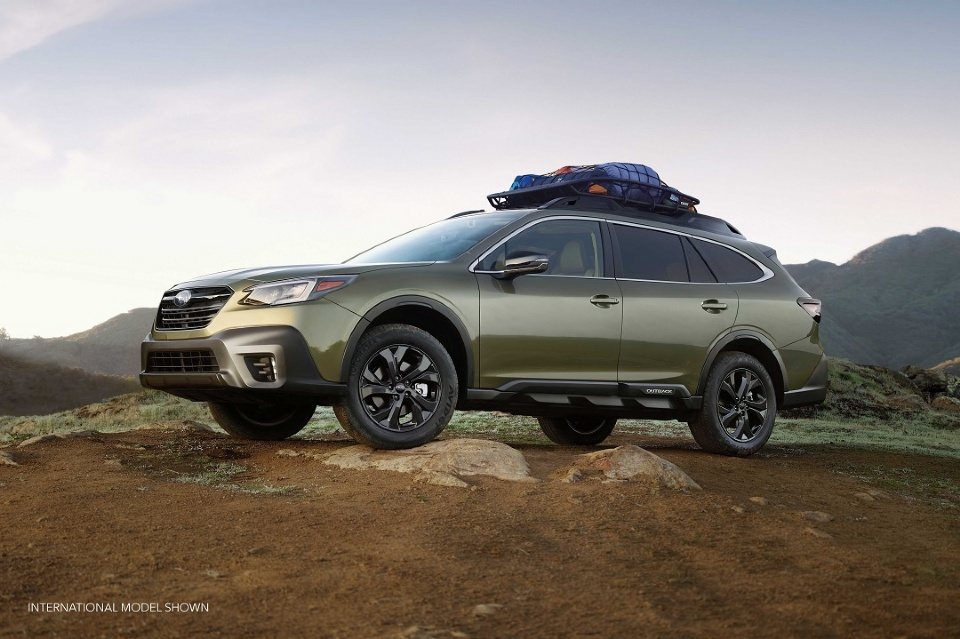 The 2020 Subaru Outback: As Beautiful in the City as in the Countryside | Laval Families Magazine | Laval's Family Life Magazine