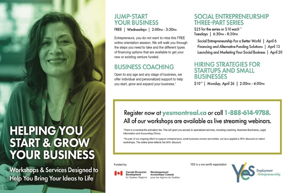 Demystifying Financing for Entrepreneurs | Laval Families Magazine | Laval's Family Life Magazine