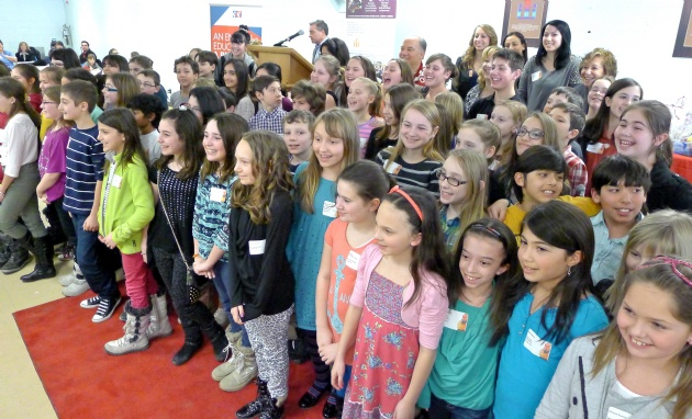 The Young Authors' Contest 2013-2014 Second Annual Celebration  | Laval Families Magazine | Laval's Family Life Magazine