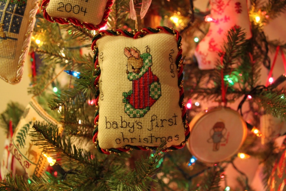 Baby's first Christmas | Laval Families Magazine | Laval's Family Life Magazine