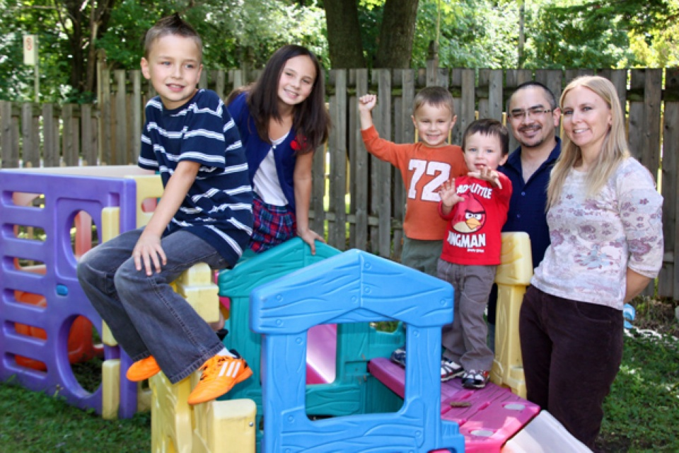 "A Father""s Perspective on His child""s Disability 