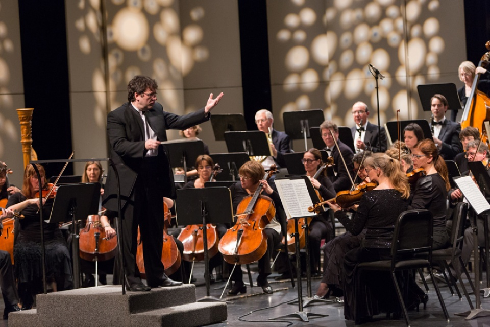 Alain Trudel and L'Orchestre Symphonique de Laval: committed to community, excellence and education.