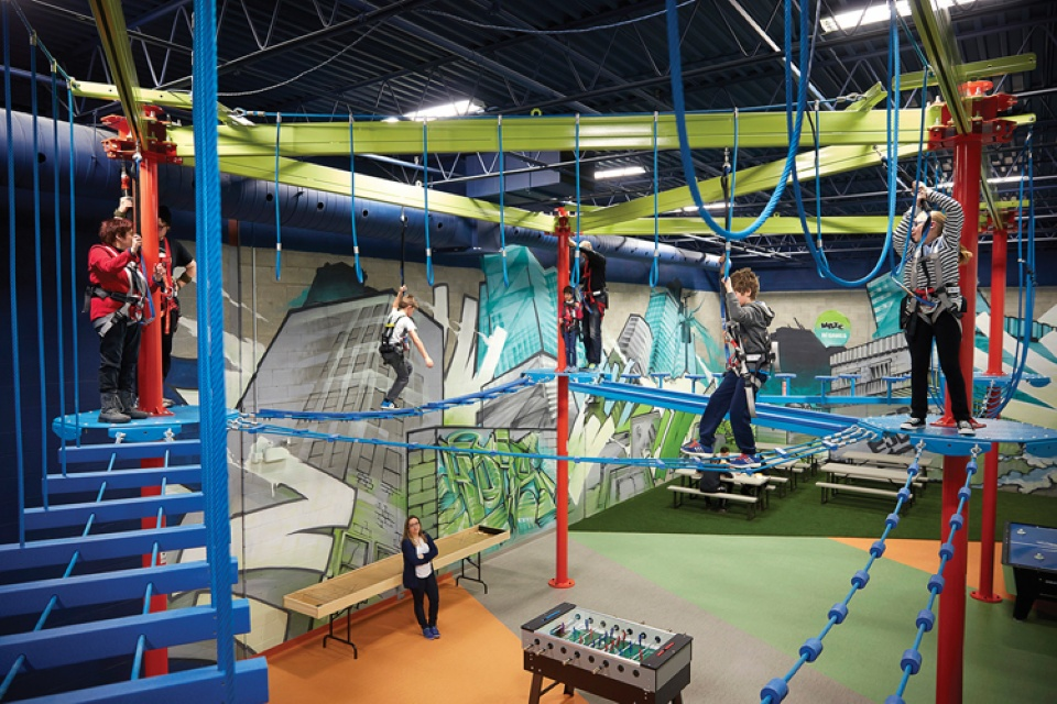 Indoor Attractions That Even Your Teen Will Like! | Laval Families Magazine | Laval's Family Life Magazine