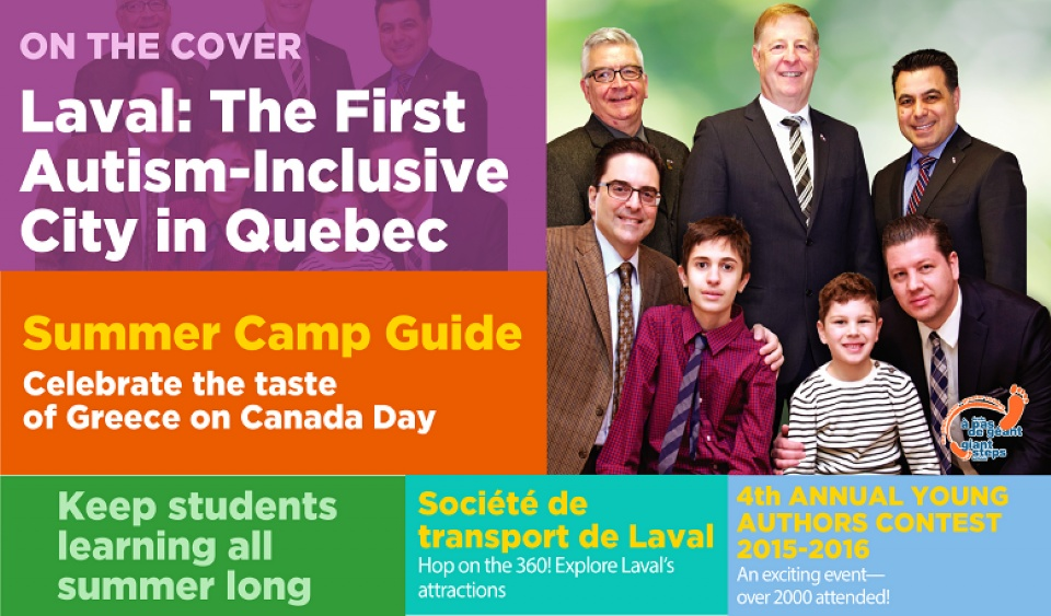 Community Efforts at its Best�The Spirit of Inclusion | Laval Families Magazine | Laval's Family Life Magazine