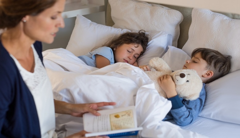 Tips to make sleep time easier | Laval Families Magazine | Laval's Family Life Magazine