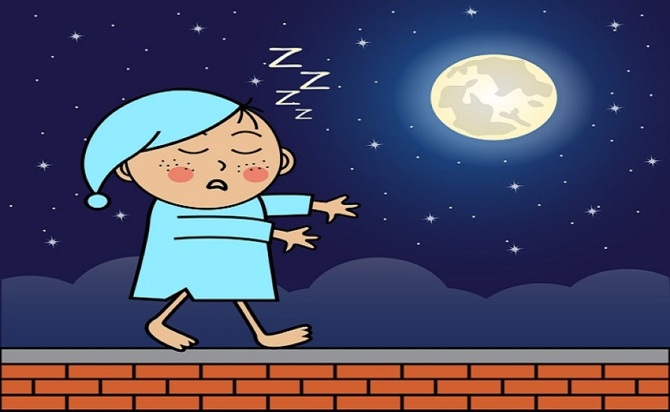 My child is a sleepwalker | Laval Families Magazine | Laval's Family Life Magazine