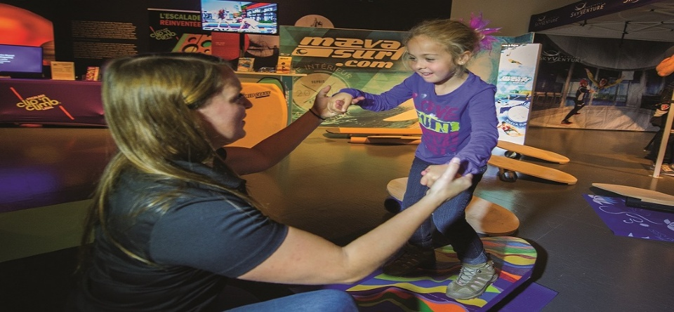 What can we do with the kids? You'll find great ideas at the Play Inside Expo. | Laval Families Magazine | Laval's Family Life Magazine