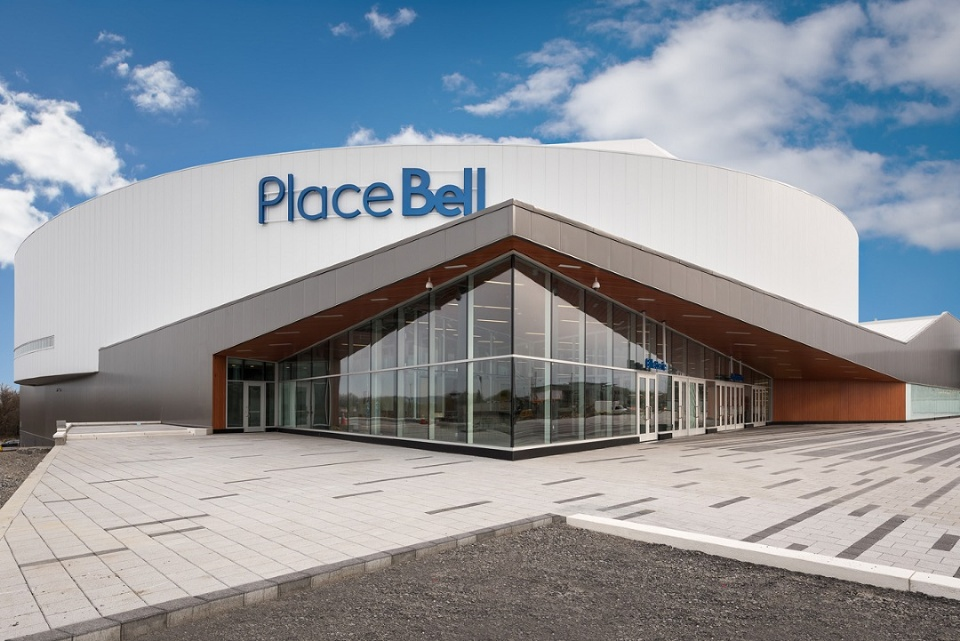 Place Bell: Laval's Newest Treasure