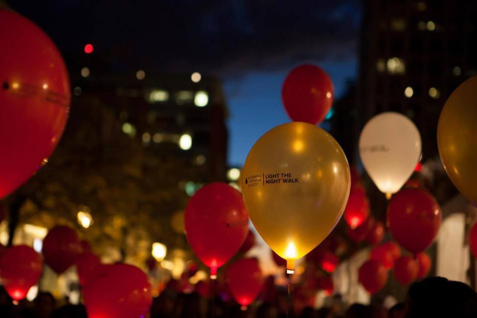 Light the Night walk | Laval Families Magazine | Laval's Family Life Magazine