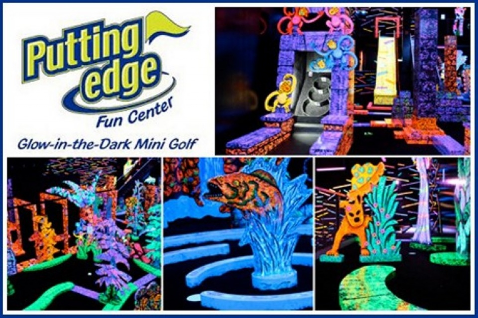 Putting edge centropolis win one family friends for Mini putt laval exterieur