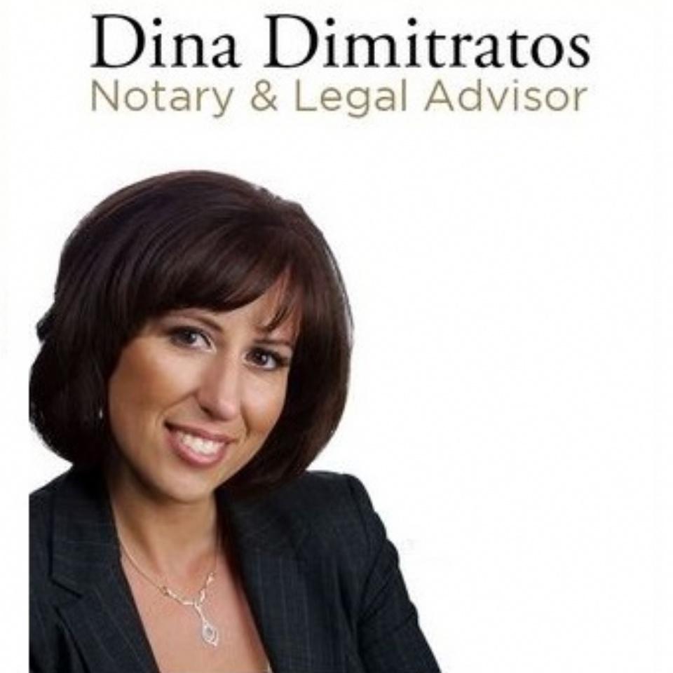 Dina Dimitratos, Notary & Legal Advisor